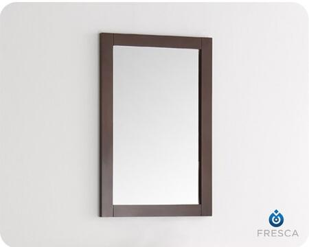 "Fresca CANNOT BE SOLD SEPARATELY Greenwich Collection FMR2301XX 20"" Traditional Bathroom Mirror in"