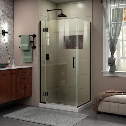 Unidoor X Shower Enclosure 6HP 30D 30RP 09