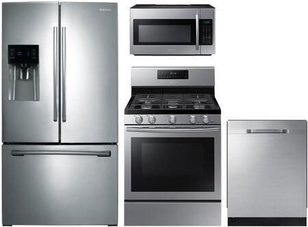 Samsung Appliance 730701 Kitchen Appliance Packages