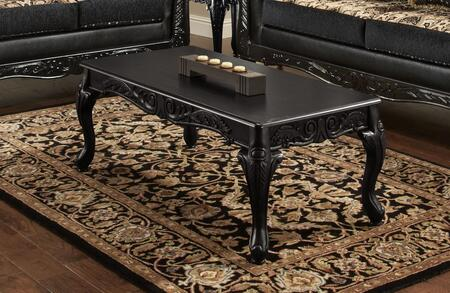 Chelsea Home Furniture 723177BK Traditional Living Room Table Set