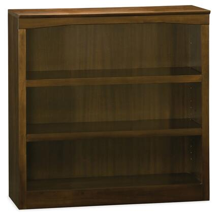 Atlantic Furniture MISSION36BSAW Mission Series  Bookcase