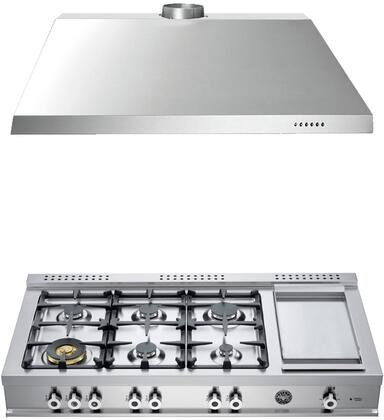 Bertazzoni 708097 Professional Kitchen Appliance Packages