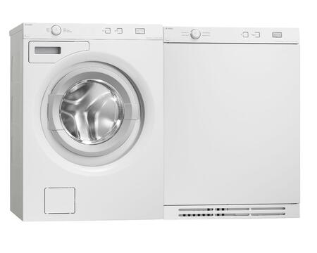 Asko 357353 Washer and Dryer Combos