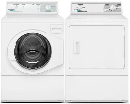 Speed Queen 963471 Washer and Dryer Combos