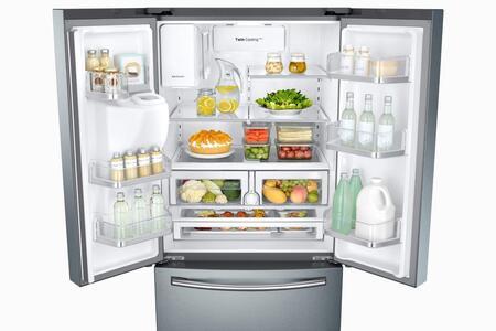 Samsung Rf26j7500sr 33 Inch Stainless Steel French Door Refrigerator