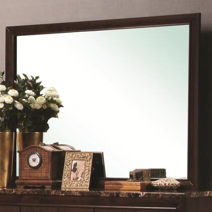 Coaster 200424 Conner Series Rectangle Both Dresser Mirror