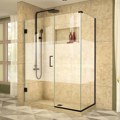 Unidoor Plus Shower Enclosure RS39 30D 22IP 30RP HFR 09