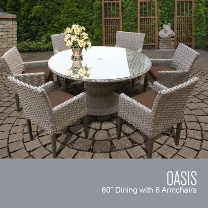 OASIS 60 KIT 6DCC COCOA