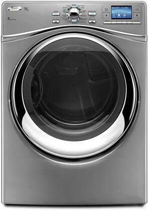 Whirlpool WGD97HEXL Gas Duet Steam Series Gas Dryer