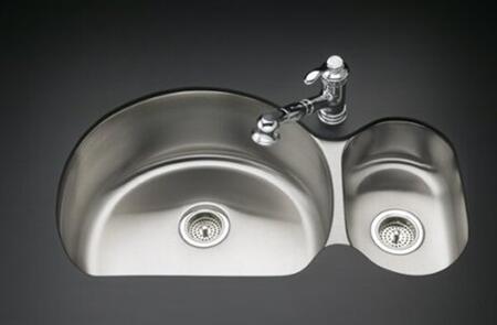 Kohler K3099NA Kitchen Sink