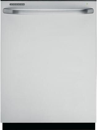 GE GLD7768VSS 7700 Series Stainless Steel Built-In Fully Integrated Dishwasher with
