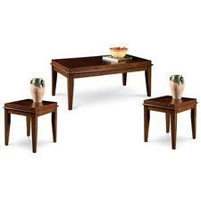 "Lane Furniture 1200203 47.75"" Casual Living Room Table Set"