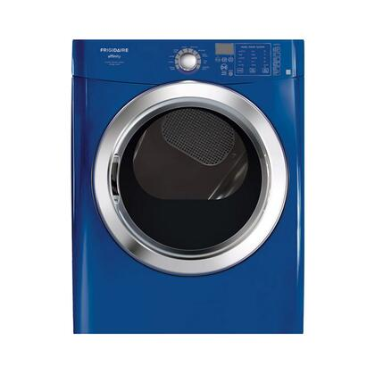 Frigidaire FASG7074LN Affinity Series Gas Dryer, in Blue