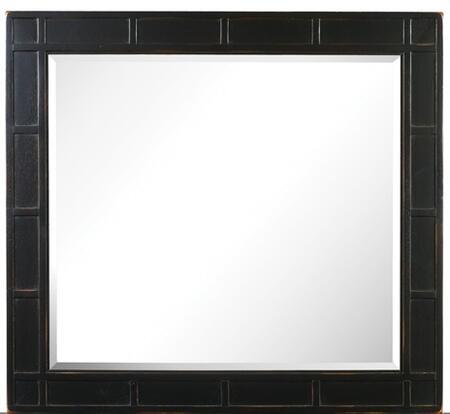 Magnussen Y193542 Cullen Series Childrens Square Portrait Dresser Mirror