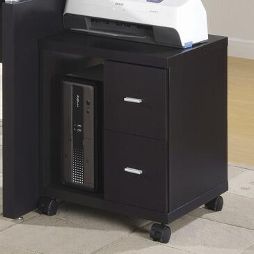 "Monarch I7004 18"" Wood File Cabinet"