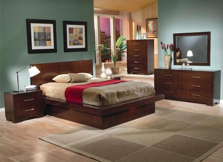 Coaster 200711KESET Jessica King Bedroom Sets
