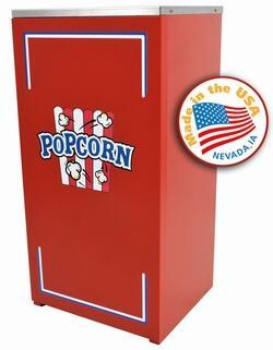 Paragon 30808X0 Stand with Chip Resistant Powder Coat Finish for 4-Oz. Cineplex Popcorn Machine
