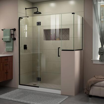 Unidoor X Shower Enclosure 24HP 24D 12BP 30RP 09