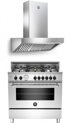 Bertazzoni 714850 Kitchen Appliance Packages