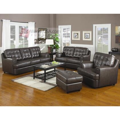 Coaster 502681SET3 Hugo Living Room Sets