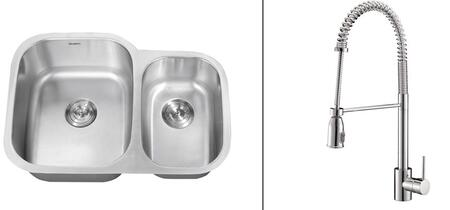 Ruvati RVC2506 Kitchen Sink