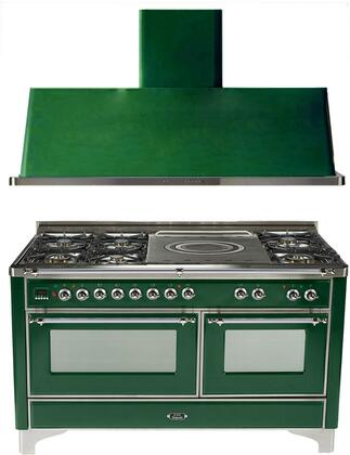 Ilve 721241 Majestic Kitchen Appliance Packages