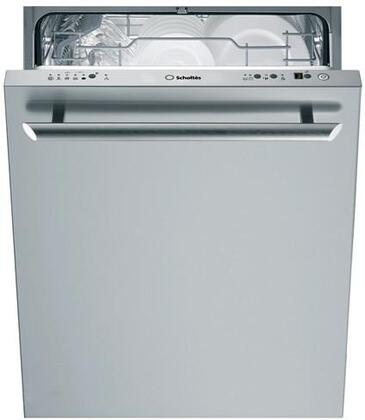 "Scholtes LFDS3XL60HZ 24"" Built In Fully Integrated Dishwasher with 12 Place Settings Place Settingin Stainless Steel"