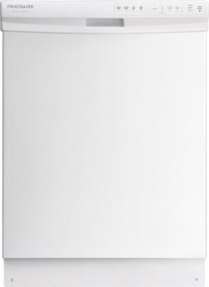 Frigidaire FGBD2431NW Gallery Series Built-In Full Console Dishwasher