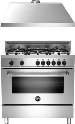 Bertazzoni 663761 Master Kitchen Appliance Packages