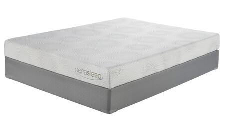 Sierra Sleep M97121M81X22 7 Inch Gel Memory Foam Full Mattre
