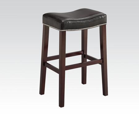 Acme Furniture 96294 Lewis Series Residential Bar Stool