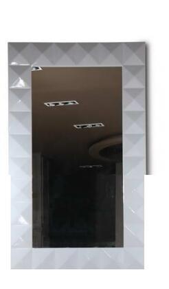 VIG Furniture LS544W Eva Series Rectangular  Mirror