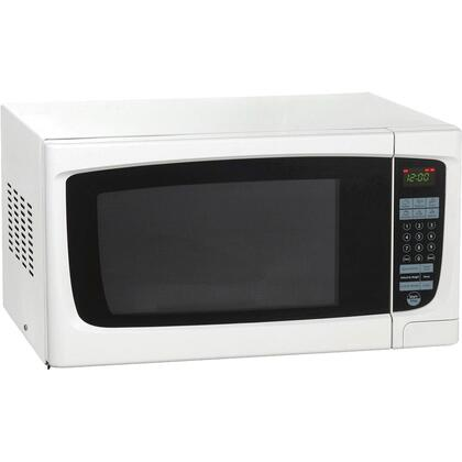 Avanti MO1450TW Countertop Microwave, in White