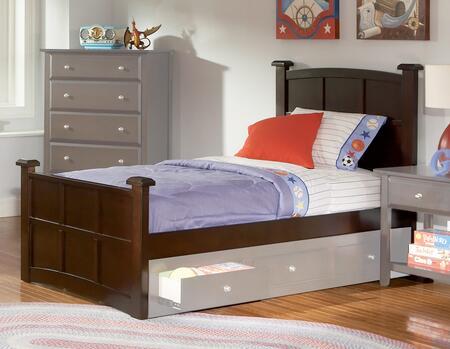 Coaster 400751T Jasper Series  Twin Size Panel Bed