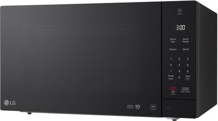 LG LMC2075X NeoChef Countertop Microwave Oven 2 cu. ft. Oven Capacity, Smart Inverter, EasyClean Interior, SmoothTouch Glass Touch, Hexagonal Stable Ring, LED Interior Light, in