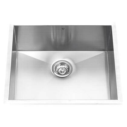 Vigo VG2320C Stainless Steel Kitchen Sink
