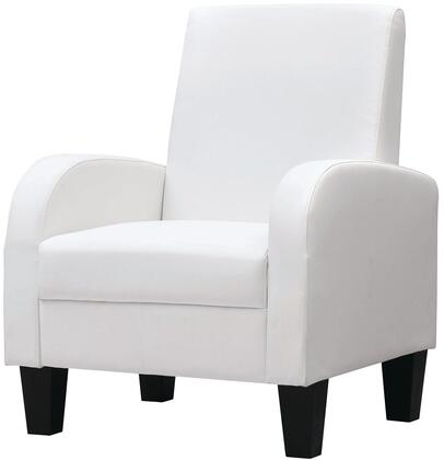 Glory Furniture G104C Newbury Series Armchair Faux Leather Accent Chair