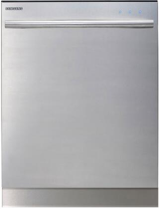 "Samsung Appliance DMT400RHS 23.875"" 400 Series Built In Fully Integrated Dishwasher"