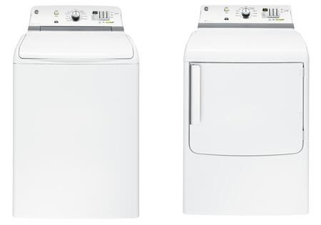GE 337225 Washer and Dryer Combos