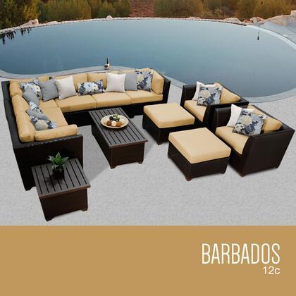 BARBADOS 12c SESAME