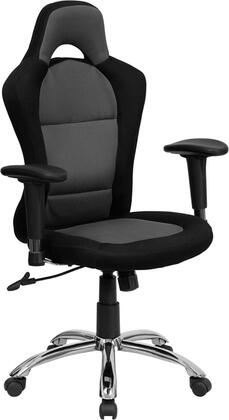 "Flash Furniture BT9015GYBKGG 28.75"" Adjustable Contemporary Office Chair"
