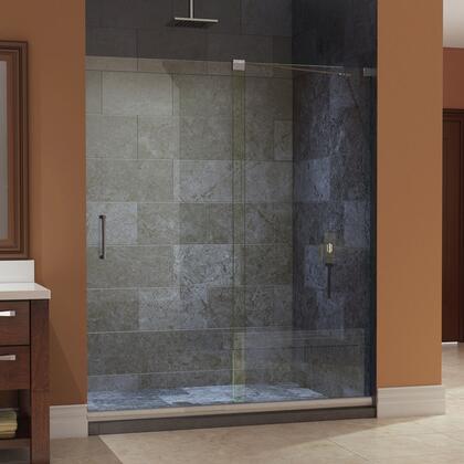 Mirage Shower Door 60 no shelves