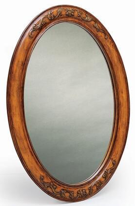 Ambella 08341140032  Oval Portrait Wall Mirror