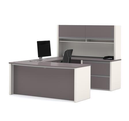 Bestar Furniture 93863 Connexion U-shaped workstation