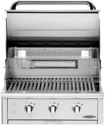 Capital CG30RBIN Built In Natural Gas Grill