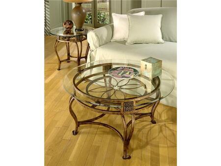 Hillsdale Furniture 40386OTC2PC Scottsdale Living Room Table