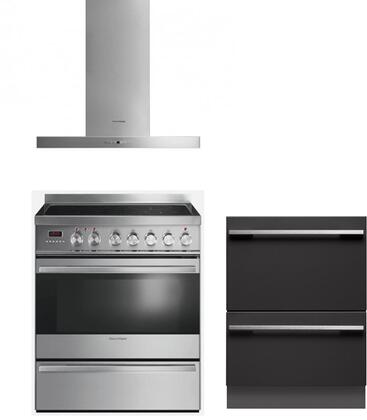 Fisher Paykel 718426 Kitchen Appliance Packages