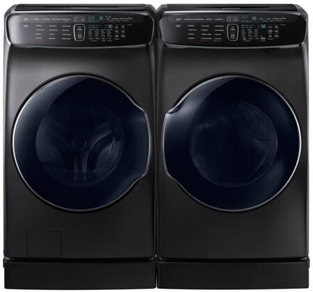 Samsung 754129 Washer and Dryer Combos