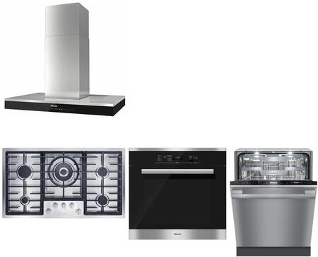 Miele 737490 Kitchen Appliance Packages