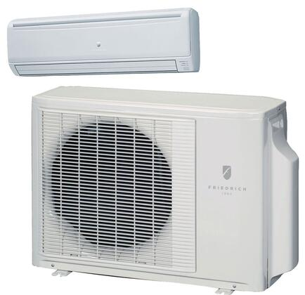 Friedrich M24YH Mini Split Air Conditioner Cooling Area,